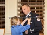 02/24/2015 Lieutenant Keith Wilson Swearing-In Hanson MA