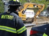 07/29/2015 Gas Main Break Whitman MA
