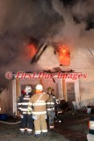 Putnam CT - Structure fire; 133 Park St. - January 5, 2016