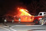 Thompson CT - 2 Alarm Structure fire; 274 Riverside Dr. - March 16, 2016