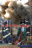 Southbridge MA - 3rd Alarm dwelling fire; 445 Tipton Rock Rd. - April 13, 2016