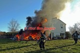 Dudley MA - Structure fire w/fatality; 28 Raymond St. - April 24, 2016