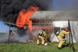 Charlton MA - Structure fire; 285 Dresser Hill Rd. - April 27, 2016