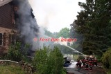Putnam CT - Fire in a Multi-Family Dwelling; 283 Woodstock Ave - May 29, 2016