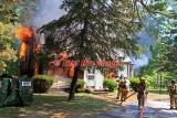 Thompson CT - Structure fire; 148 Jezierski Rd. - June 24, 2016
