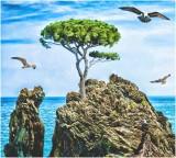 The Four Gulls
