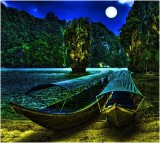 Moon Over Thailand