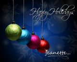 Happy Holidays to all...