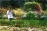 The Garden by A.D.Jackson  -- February, 2015