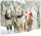 Santa and Team by Fay, December 2016