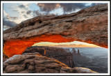 Breaking Dawn at Mesa Arch