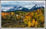 Rocky Mountain Autumn Collection