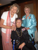 Ziona's 90th birthday celebration