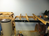 New Risers and Joists
