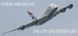 Paris Airshow / Salon du Bourget