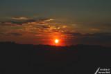 Sunset at Toledo / Coucher de soleil à Tolède
