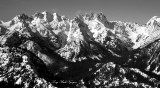 Chikamin Ridge, Chikamin Peak, Lemah Mtn, Chimney Rock, Summit Chief, Cascade Mountains