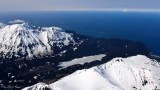 English Bay, Mt Bede, Cook Inlet, Augustine Volcano, AK