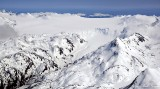 Kenai Fjords National Park, Kenai Mountains, Kenai Peninsula, Alaska