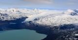 Tustumena Glacier and Lake, Kenai Fjords National Park, Alaska