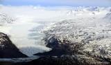 Tustumena Glacier and Lake, Harding Ice Field, Kenai Fjords National Park, AK