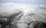 Steller Glacier, Khitrov Hills, Waxwell Ridge, Bering Glacier, Robinson Mtn, AK