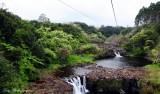 Umauma Falls and Zipline, Big Island, Hawaii