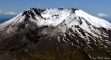 Lava Dome, Crater, Mt St Helens, Volcanic Monument, Washington