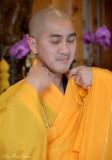 buddish monk