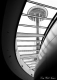 Space Needle, Pacific Science Center, Seattle, Washington