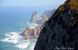 Cliff of Cabo Da Roca, Portugal