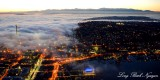 Space Needle, North Lake Union, Lake Union, Olympic Mtn, Seattle