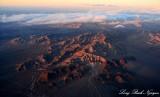Mercury Ridge, North Ridge, South Ridge, Mercury, Nevada