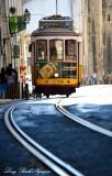 Graca 28 tram 543 Lisbon Portugal