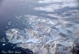 Fjords and Iceberg Greenland