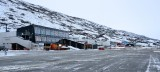 buildings at Sondre Stromfjord airport, Greenland