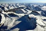 Mistaya Mountain, Barbette Mountain, Mount Patterson, Alberta, Canada