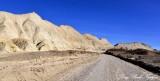 Scenic Drive Las Vegas toward Death Valley, California 2014