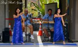 Hula Dancers, Airport Greeters, Kona Airport,  Big Island, Hawaii