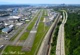 Boeing Field, King County International Airport, Seattle, Washington