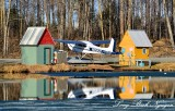 N2943A Floatplane, Lake Hood Seaplane Base, Anchorage, Alaska