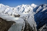 Twentymile Glacier, Chugach Mountains, Alaska