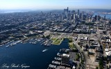 Lake Union, Seattle, Elliott Bay, Lake Washington, Washington