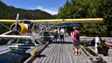 Arrival at Eagle Nook Resort, Vernon Bay, Vancouver Island, Canada
