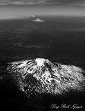 Mount Adams, Mount Hood, Mount Jefferson, Three Sisters, Stratovolcanoes, Cascade Mountains