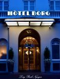 Hotel Borg, Reykjavik, Iceland