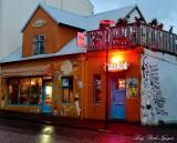 Cafe Babalu, Bankastraeti, Reykjavik, Iceland