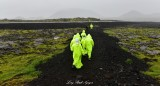 Follow the guide, Hike to Thrihnukagigur volcano, Iceland