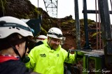 Lift Operator Inside the Volcano tour Iceland
