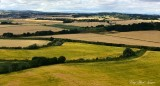 Scottish Farmland Edinburgh UK